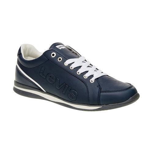 Sneakers da uomo in pelle levis, viola, 844-9509 - 13