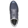 Sneakers da uomo con suola appariscente north-star, grigio, 849-2500 - 19