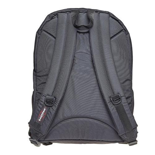 Zaino nero eastpack, nero, 999-6650 - 26