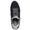 Sneakers da uomo con suola appariscente north-star, nero, 849-6500 - 19
