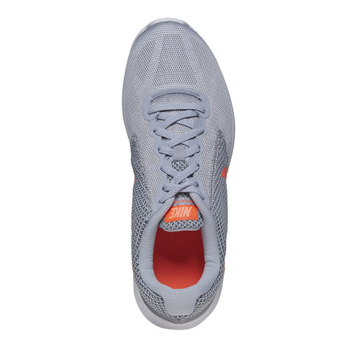 Sneakers sportive nike, grigio, 509-2220 - 19