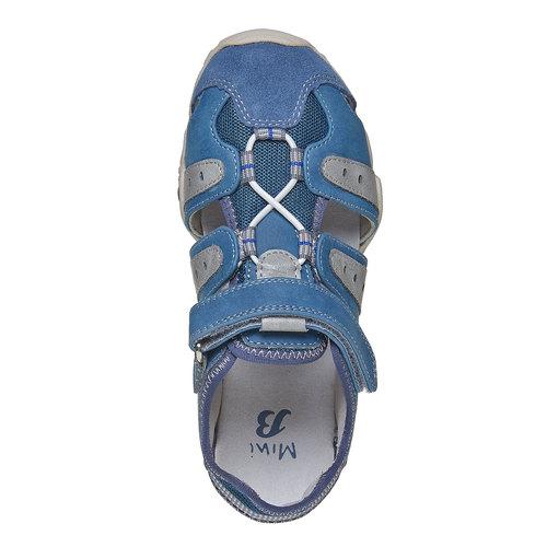 Sandali da bambino mini-b, blu, 261-9173 - 19
