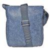 Borsa Crossbody da uomo bata, blu, 961-9783 - 26
