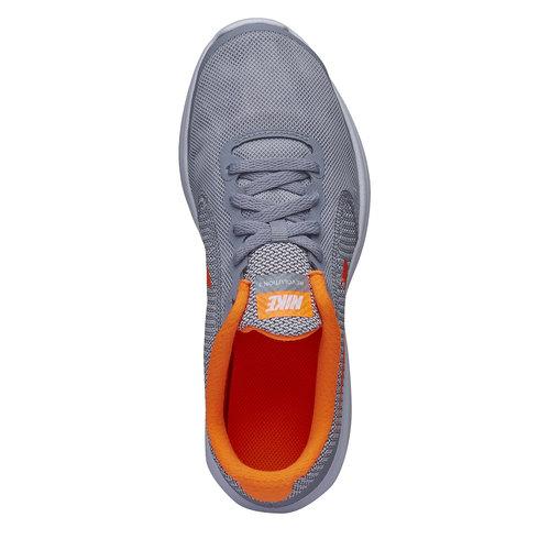 Sneakers Nike nike, grigio, 409-2322 - 19