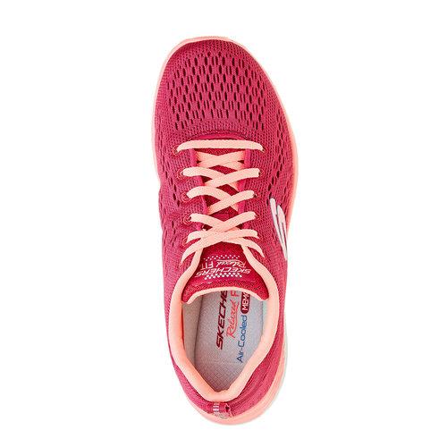 Sneakers sportive da donna skechers, rosa, 509-5706 - 19