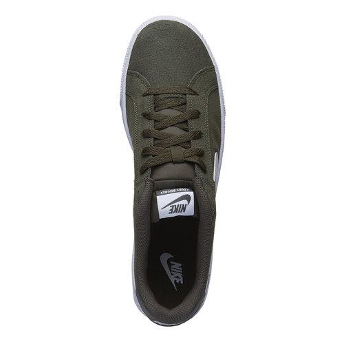 Sneakers Nike di pelle nike, marrone, 803-4338 - 19