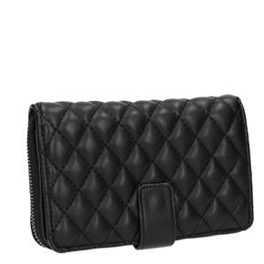 Portafoglio da donna con cuciture bata, nero, 941-6135 - 13