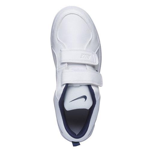 Sneakers da bambino con chiusura a velcro nike, viola, 304-9548 - 19