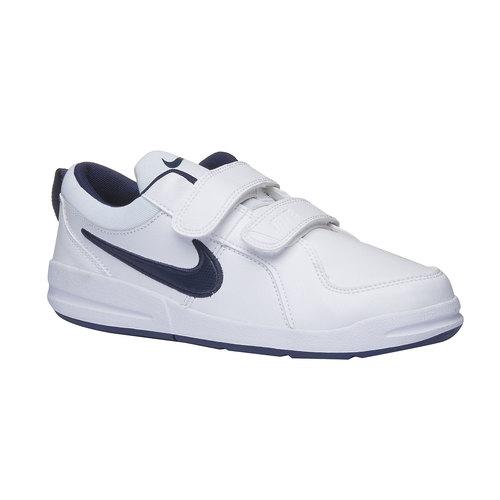 Sneakers da bambino con chiusura a velcro nike, viola, 304-9548 - 13