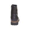 Scarpe da donna sopra la caviglia bata, grigio, 591-2509 - 17