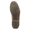 Chelsea in pelle da uomo bata, grigio, 893-2225 - 17