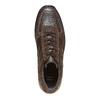 Sneakers informali da uomo bata, marrone, 844-4214 - 19