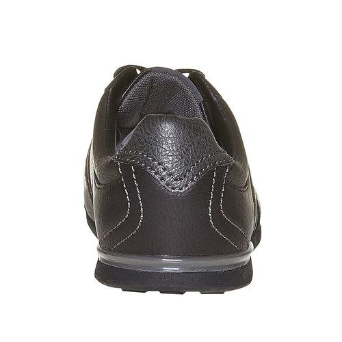Sneakers eleganti da uomo levis, nero, 841-6210 - 17