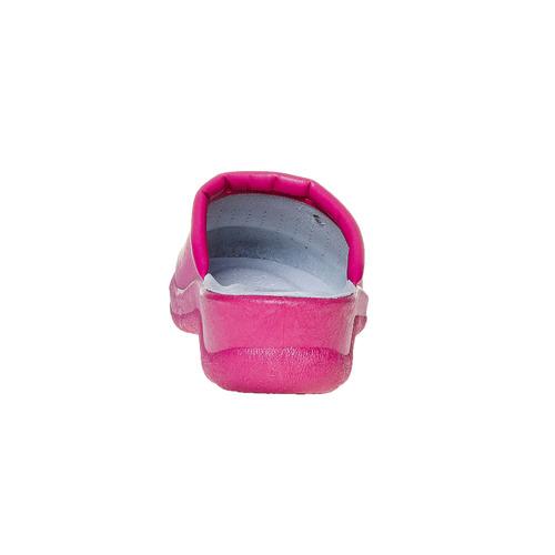 Pantofole comode, rosa, 574-5347 - 17