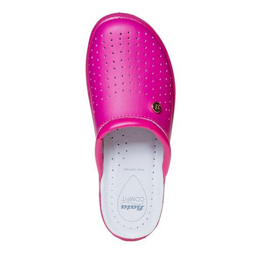 Pantofole comode, rosa, 574-5347 - 19