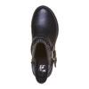 Stivali con suola massiccia mini-b, nero, 391-6237 - 19