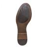 Stivali in pelle da donna bata, grigio, 693-2391 - 26
