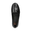 Slip-on da donna di pelle con orlatura flexible, nero, 514-6257 - 19