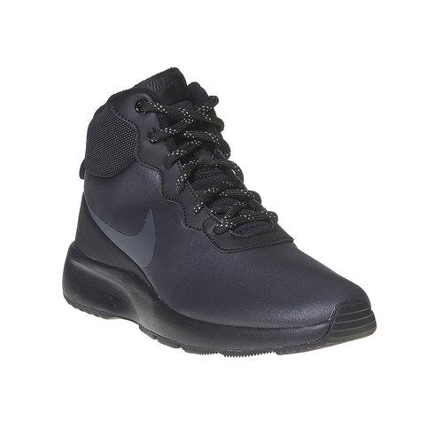Sneakers da donna sopra la caviglia nike, nero, 509-6558 - 13