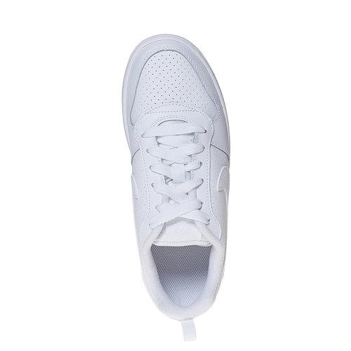 Sneakers bianche da bambino nike, bianco, 301-1337 - 19