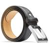 Cintura con fibbia bata, nero, 954-6828 - 26