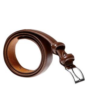 Cintura in pelle da uomo bata, marrone, 954-3121 - 13