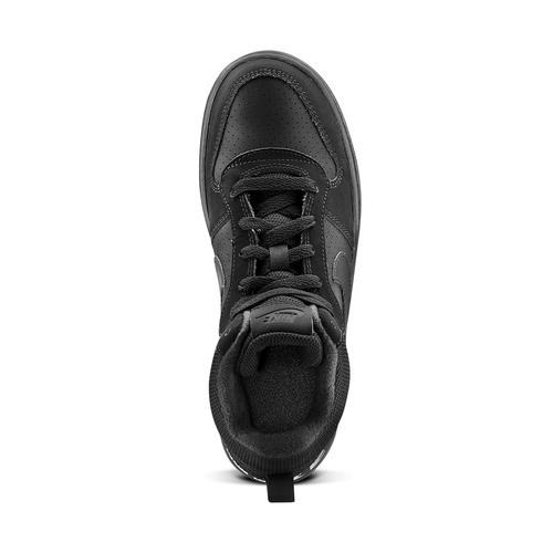 Nike da ragazzo alte nike, nero, 401-6237 - 15