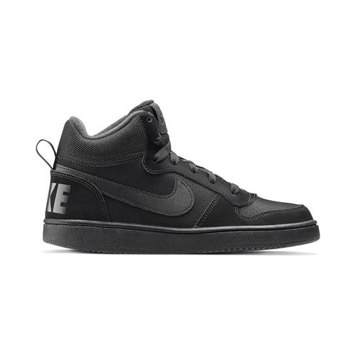 Nike da ragazzo alte nike, nero, 401-6237 - 26
