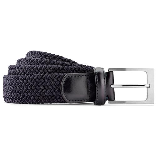 Cintura da uomo in tessuto bata, viola, 959-9217 - 13