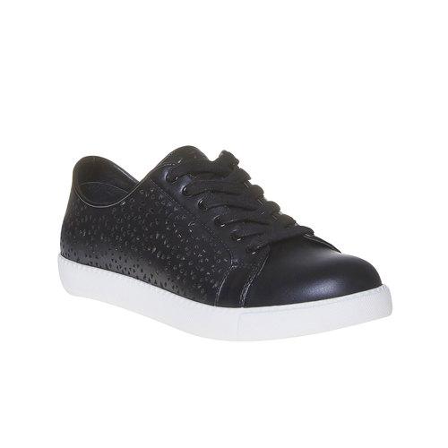 Sneakers casual da donna, nero, 541-6204 - 13