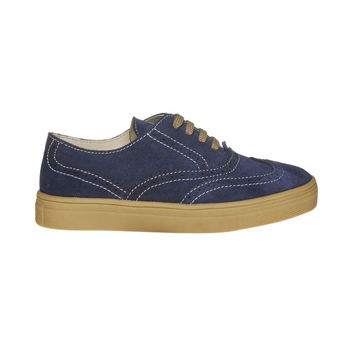 Sneakers da bambino in stile scarpe basse, blu, 313-9256 - 15