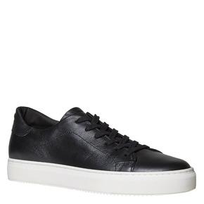 Sneakers in pelle da uomo north-star, nero, 844-6687 - 13