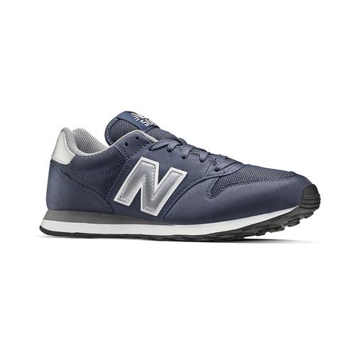 New Balance 500 new-balance, blu, 809-9400 - 13