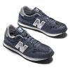 Scarpe New Balance uomo new-balance, blu, 809-9400 - 19