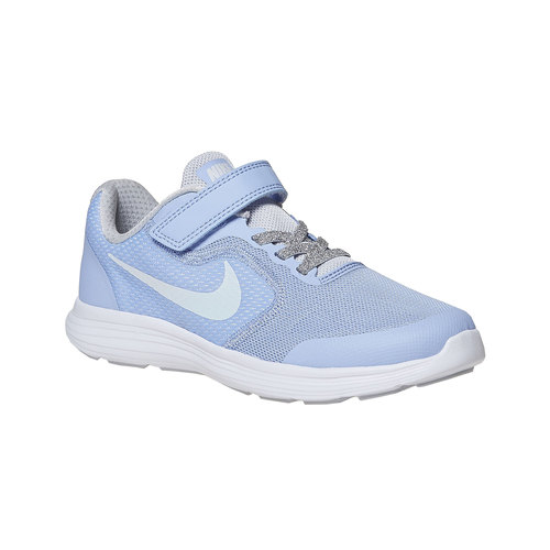 Sneakers da bambino nike, blu, 309-9149 - 13