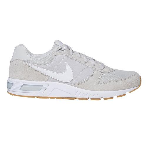 Sneakers da uomo in pelle nike, beige, 803-2152 - 15