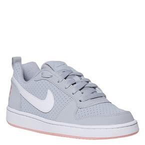 Sneakers da bambina nike, grigio, 401-2333 - 13