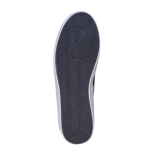 Sneakers nere da donna con pizzo adidas, nero, 509-6195 - 26