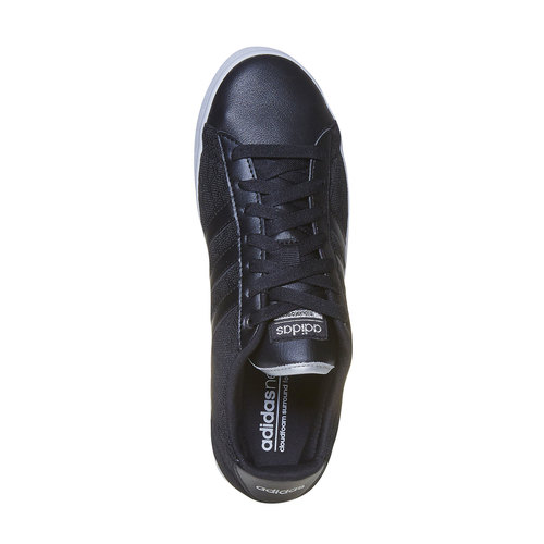 Sneakers nere da donna con pizzo adidas, nero, 509-6195 - 19