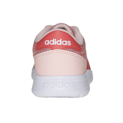 Sneakers rosa da bambina adidas, rosso, 409-5335 - 17