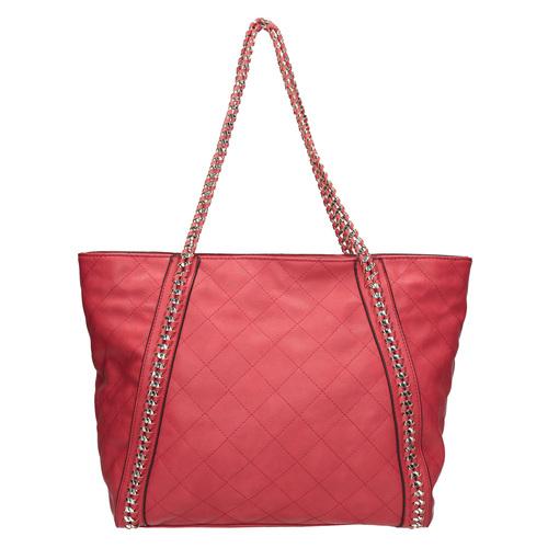 Borsetta rossa da donna bata, rosso, 961-5451 - 19