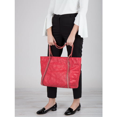 Borsetta rossa da donna bata, rosso, 961-5451 - 17