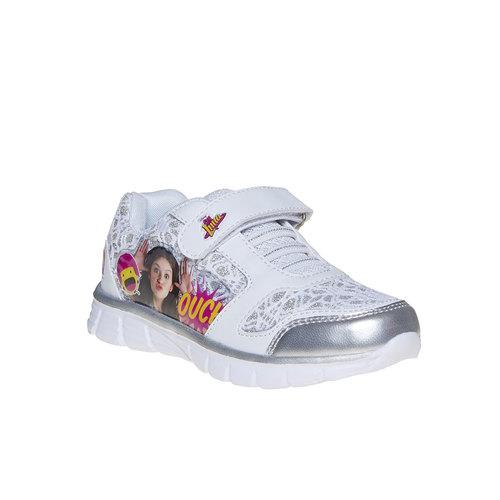 Sneakers da bambina, grigio, 329-2258 - 13