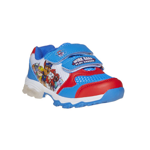 Sneakers da bambino con motivo, blu, 219-9175 - 13