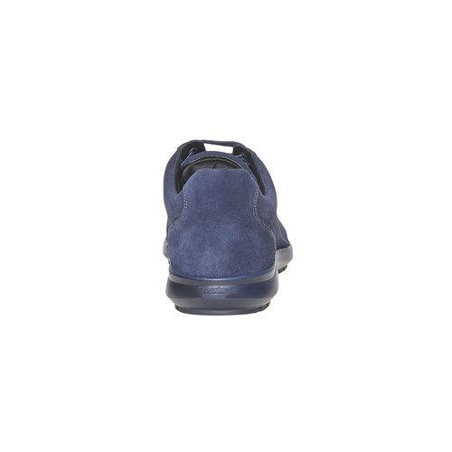 Sneakers blu da uomo flexible, blu, 843-9709 - 17