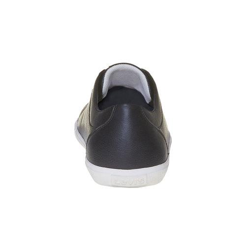 Sneakers da uomo levis, nero, 841-6513 - 17