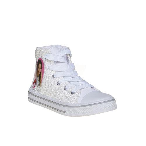 Sneakers da bambina alla caviglia POPPuWpi