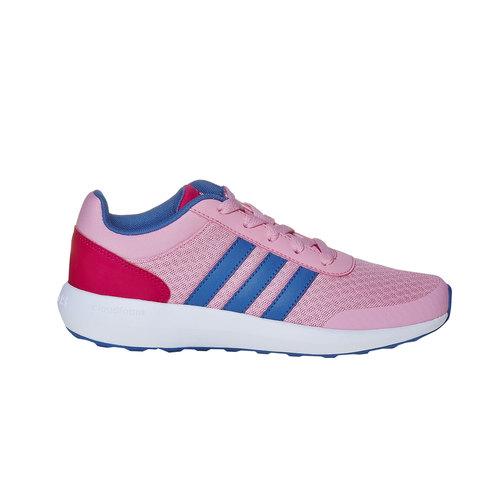 Sneakers sportive rosa da bambina adidas, rosa, 409-5172 - 15