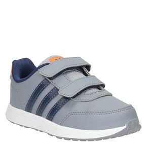 Sneakers da bambino con chiusure a velcro adidas, 109-2163 - 13