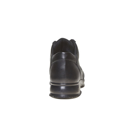 Sneakers da donna in pelle bata, nero, 524-6560 - 17